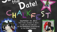 ChalkFest Save the Date 2